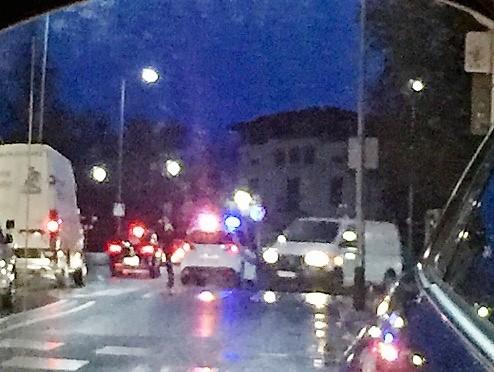 [dotb.eus] Dos personas resultan heridas tras un accidente en Durango