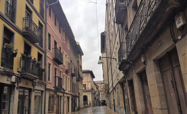 El Casco Viejo, Aramotz y San Fausto se verán afectados con la subida