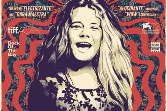 El 6 de diciembre se proyectará el biopic de Janis Joplin
