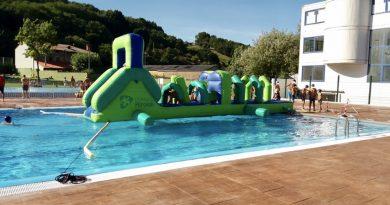 [dotb.eus] Las piscinas de Tabira contarán con un hinchable durante la tarde de hoy