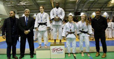 [dotb.eus] Deniba Konare, medalla de oro en la Copa Junior de Gijón
