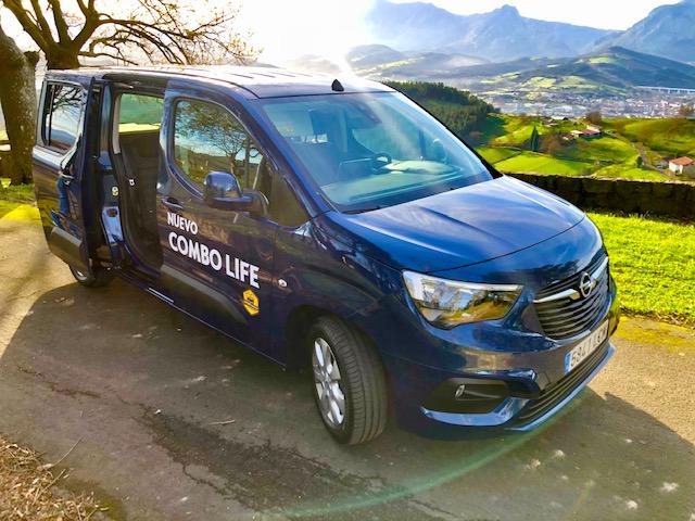 [dotb.eus] [vídeo] Opel Camper Box, para aventureros de Durangaldea