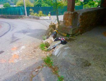 [dotb.eus] Aumenta el hartazgo de los vecinos de Eguzkitza tras un nuevo accidente