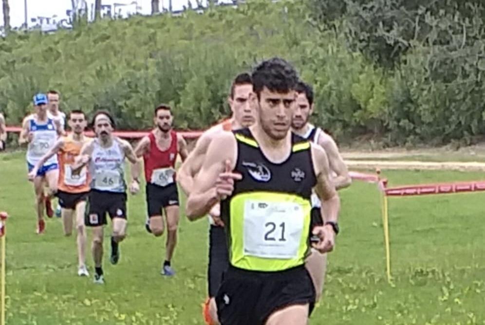 [dotb.eus] Asier Agirre, Subcampeón de España FEDDI de Cross