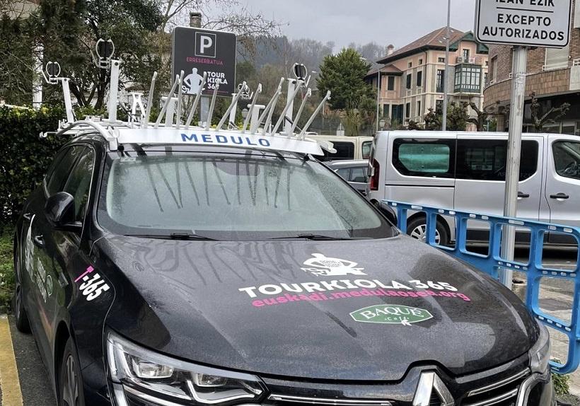 [dotb.eus] Turkiolo cuenta con plaza de aparcamiento para 'Médulo' en Durango