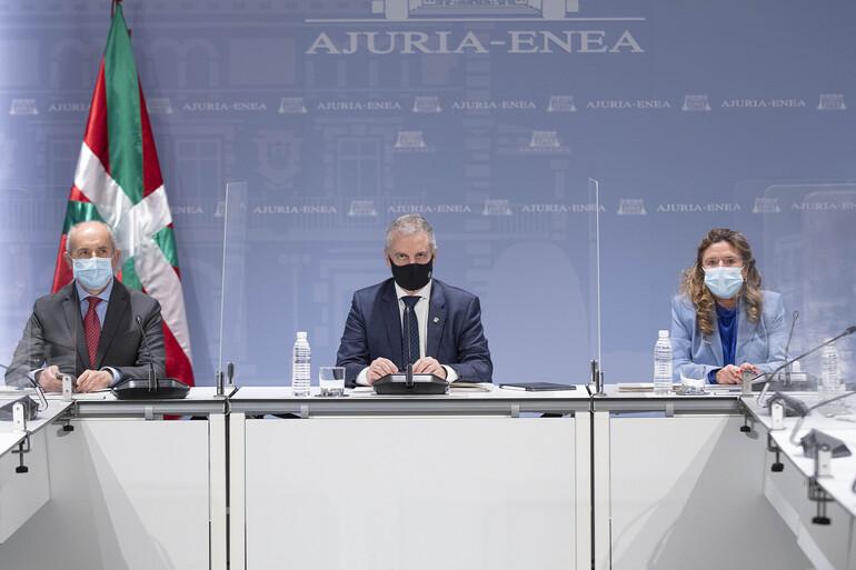 [dotb.eus] A partir del martes se permitirá la movilidad dentro de Euskadi