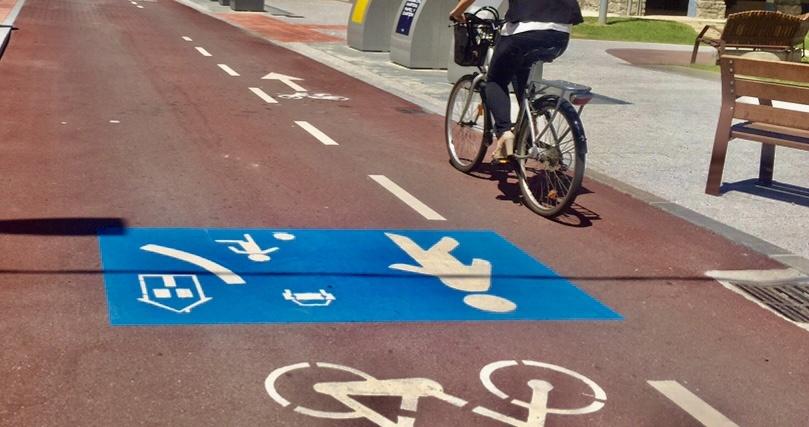 [dotb.eus] Durango anima a la ciudadanía a sumarse al reto '30 días en bici'