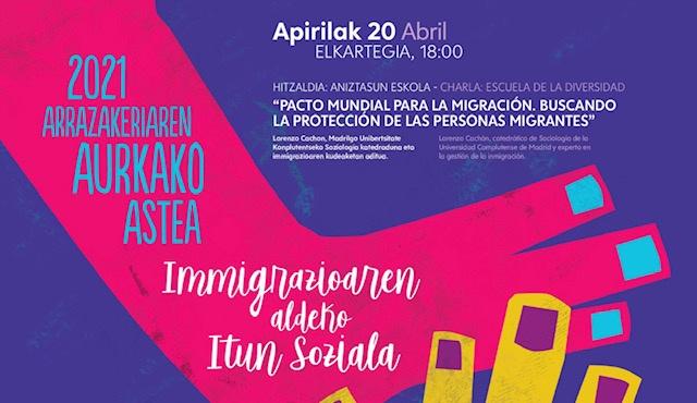 [dotb.eus] Mañana arranca en Durango una nueva edición de la Semana contra el Racismo y la Xenofobia.