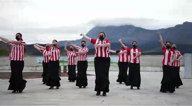 [dotb.eus] [vídeo] Las sevillanas más athleticzales de Abadiño